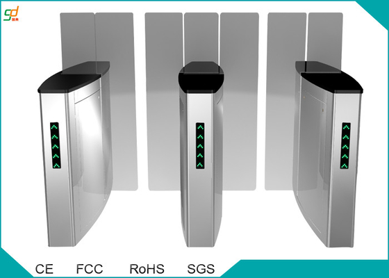 China Self-examine On Breakdown Automatic Reset Turnstiles Counting Function Barrier supplier