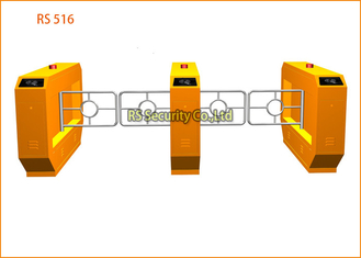 China IP54 RS485 Supermarket Swing Gate Electronic Security IR Sensor Rotary System supplier