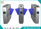 Club Smart Automatic Turnstiles With Alarm Sound LED Count Display Interface