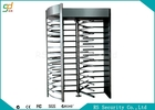 Security Waterproof Full Height Turnstiles Roadway For Card Access