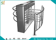 Prison Security Full Height Turnstile May And Consumer/Electronic Ticket System