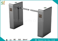 China Station Drop Arm Barrier Bi-direction Turnstile Swipping Card Access Control Device factory