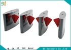 China Half Height Prestige Automatic Flap Gate Automation Rfid Door Entry System factory
