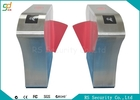 China Single Or Double Core Flap Barrier Gate Turnstile With Automatic Reset factory