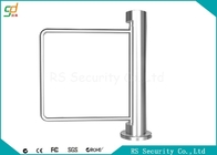China Security Automatic Turnstiles Swing Barrier Gate Supermarket Entrance Gate factory
