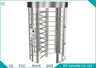 China Access Control Barriers Automatic Turnstile Security Full Height Turnstile Gate factory