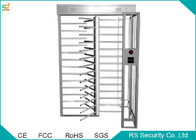 China Automatic Turnstiles Security Pedestrian Gate Full Height Turnstile factory