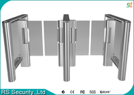 China High Security Automatic Stainless Steel Barrier , Swing Gate Barrier factory