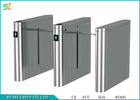 China Automatic Stainless Steel Entrance Turnstiles / Turnstile Barrier Gate factory