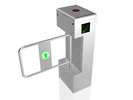 Security Bidirectional swinging Barrier Gate 304 Stainless Steel