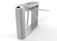 China Stainless Steel Tripod Turnstile Gate Rfid Card Reader Turnstiles For Access Control factory