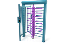 Safety Stainless Steel Full High Turnstile Access Control , No Condensation