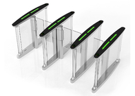 RFID Security Metro Speed Gate Turnstile For Entrance Control System