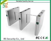 China Fully Automatic Drop Arm Barrier , Remote Control Boom Turnstile Gate Bridge Type factory