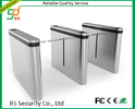 China Standing Up Safety Drop Arm Turnstile Security Gates Stadium Gym Access Control factory