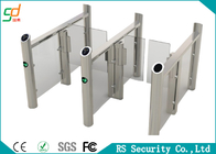 China Fare Gates Automatic Turnstiles Access Control Barrier Auto Swing Barrier Gate factory