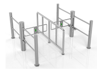 China OEM Secured Entry Control Fast Speed Gate, Full Automatic Swing Barrier factory