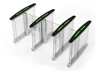 China IP54 Swing Turnstile Security Systems Automatic Pedestrian Gates factory