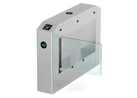 China Bi-directional Turnstile Security Systems , Pedestrian Access Swing Turnstile factory