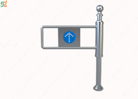China Full Automatic Supermarket Swing Gate Smart Shopping Mall Turnstiles Barrier factory