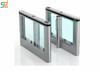 China Security Flexible Supermarket Swing Gate Intelligent Automatic Turnstiles factory