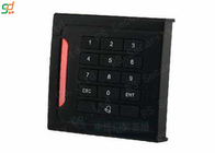 Black Wifi On Line Access Control Card Reader Within 10cm Reading Range