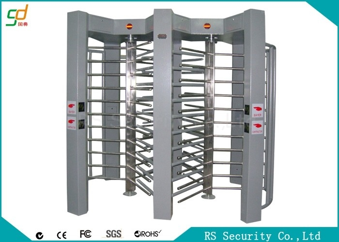 Dual core rfid automatic systems turnstiles passager security