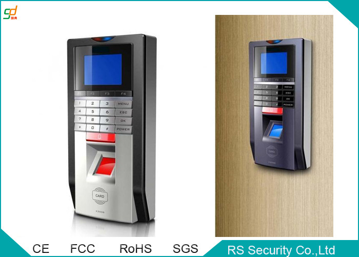 Vandal-proof TCP IP Door Access Controller And Time Attendance System Keypad
