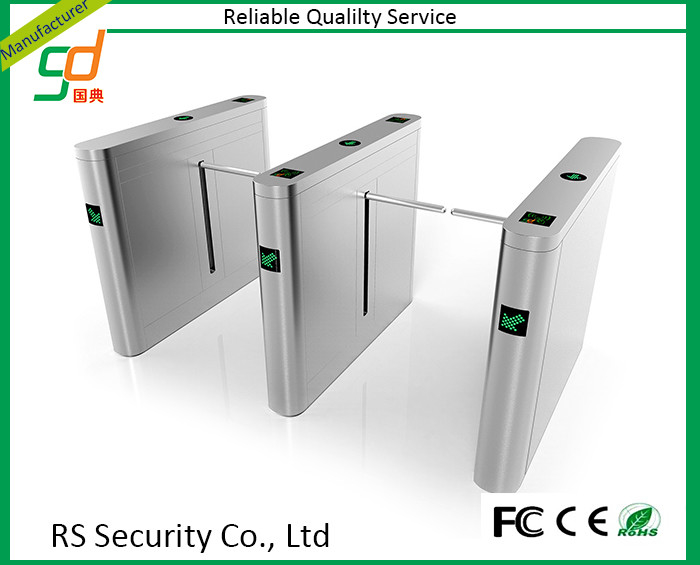 Fully automatic drop arm barrier remote control boom