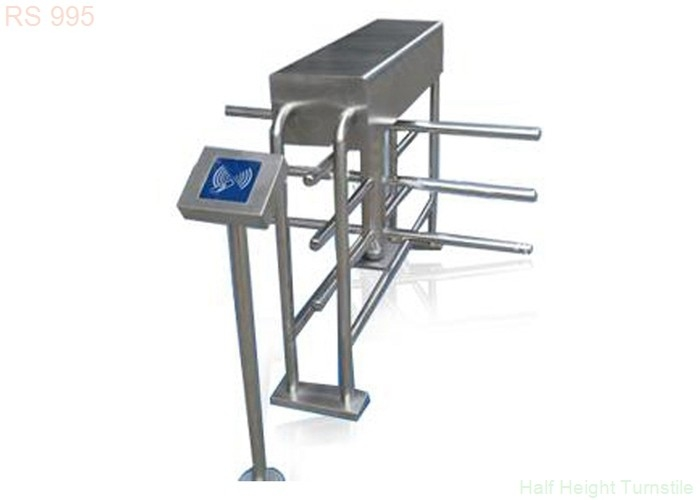 China intelligent automatic systems turnstiles half height