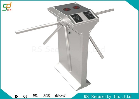 Automatic Tripod Turnstile Gate Bidirectional Arm Drop Barrier Swimming Hall Access