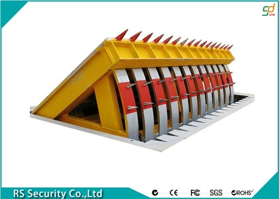 High Safety Road Blockers Full Automatic Anti - Crush Fast Speed