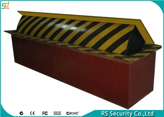 Anti Collision Automatic Road Barriers 304 Stainless Steel AC220c / 380v