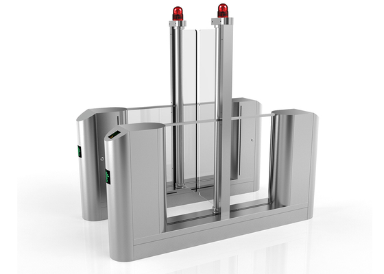 Security Access Control Equipment Swing Barrier Gate Card Readers And Software